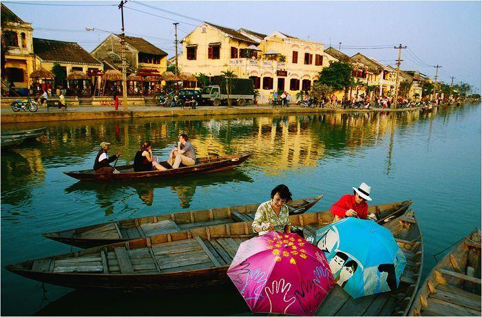Mộng thấy mình đi thuyền trên sông Đoài sắp tới cuộc sống của bạn sẽ gặp khó khăn