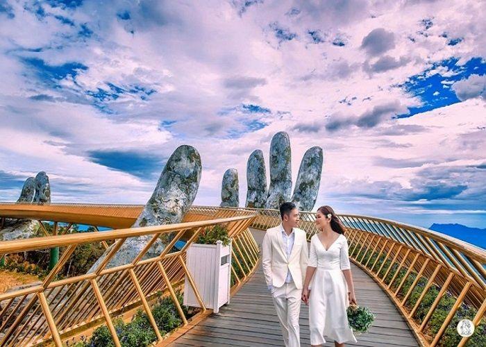 Đi du lịch đến Đà Nẵng bạn sẽ được hưởng thụ thứ không khí trong lành cùng thời tiết mát mẻ